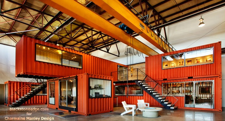 The CUBE Creative Urban Business Environment Was Opened In January Of 2012 Bend Oregon