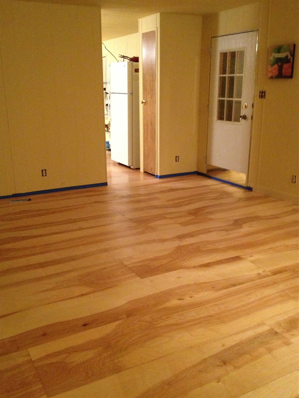 Finished Plywood Flooring ~ Plywood floors interior design charmaine manley